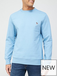 ps-paul-smith-zebra-logo-sweatshirt--nbspblue