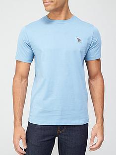 ps-paul-smith-zebra-logo-t-shirt--nbspblue