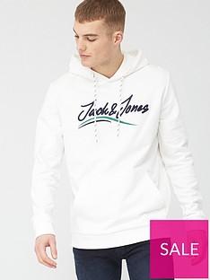 jack-jones-originals-flexx-sweat-hood-white