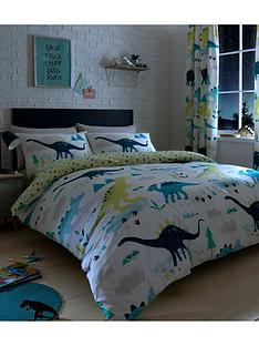 bedlam-dino-glow-in-the-dark-single-duvet-cover-set