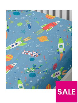 bedlam-supersonic-glow-in-the-dark-junior-fitted-sheet