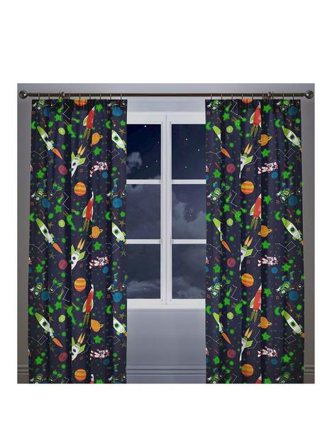bedlam-supersonic-glow-in-the-dark-lined-pleated-curtains