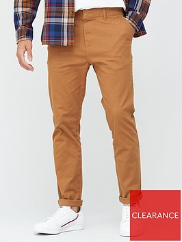 very-man-smart-slim-fit-stretch-chino-tobacco