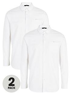 very-man-2-pack-long-sleeved-oxford-shirt