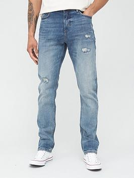 very-man-slim-jeansnbspwith-stretch-vintage-blue-tint-wash