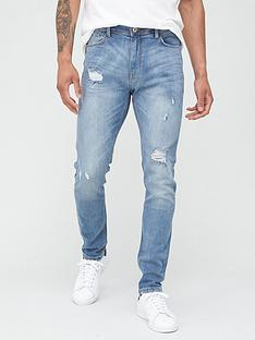 very-man-skinny-jeansnbspwith-stretch-vintage-mid-blue-wash