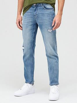very-man-straight-jeans-with-stretchnbsp--vintage-light-wash