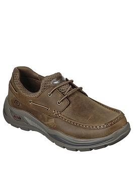 skechers-motley-leather-boat-shoes-brown