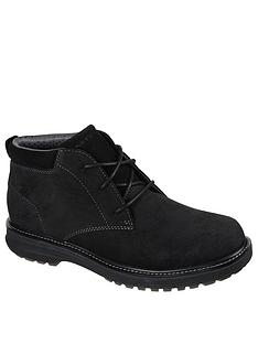 skechers-mid-top-suede-boots-black