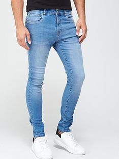 very-man-superskinny-jeans-mid-wash