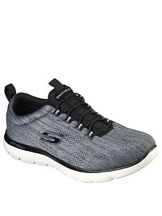 skechers-summits-mesh-trainers-grey