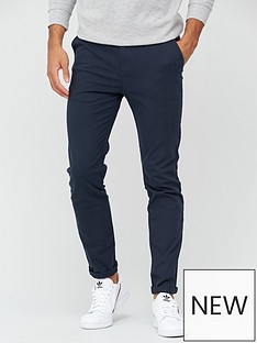 very-man-smart-slim-fit-stretch-chino-navy