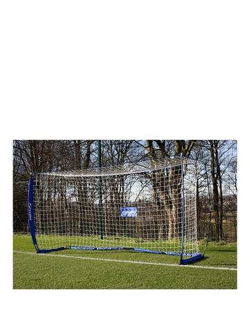 Samba Football Goal Blue Corner Connector Part With Locking Clip
