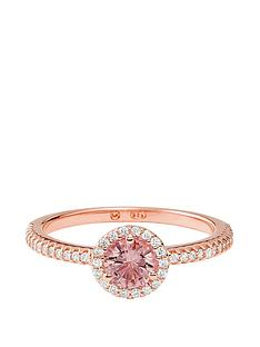 michael-kors-rose-gold-plated-silver-morganite-and-cubic-zirconia-halo-ring