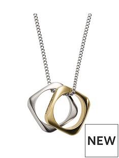 emporio-armani-emporio-armani-silver-and-gold-stainless-steel-square-pendant-mens-neckwear