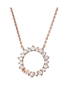 michael-kors-michael-kors-rose-gold-plated-silver-and-cubic-zirconia-pave-ring-pendant-necklace