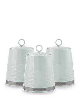 morphy-richards-dune-set-of-3-canisters-ndash-sage-green