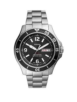 fossil-fossil-black-and-red-detail-daydate-dial-stainless-steel-bracelet-mens-watch
