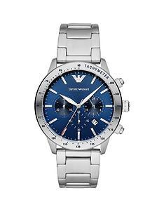 emporio-armani-emporio-armani-blue-sunray-chronograph-dial-stainless-steel-bracelet-mens-watch