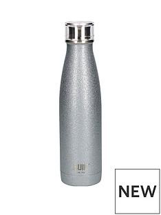 built-hydration-double-walled-stainless-steel-water-bottle-ndash-silver-glitter