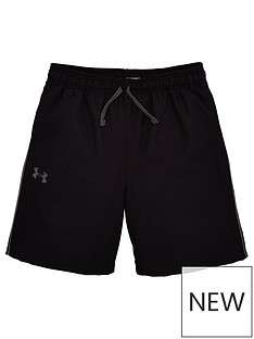 under-armour-childrensnbspwoven-graphic-shorts-black-grey
