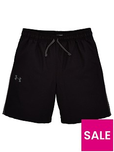 under-armour-childrensnbspwoven-graphic-shorts-black-grey