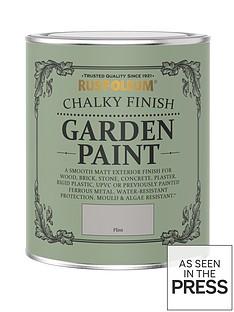rust-oleum-flint-chalky-finishnbspgarden-furniture-paint--nbsp750ml