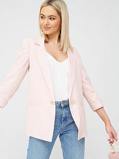 river-island-light-pink-blazer