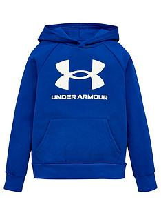 under-armour-childrens-rival-fleece-hoodie-blue