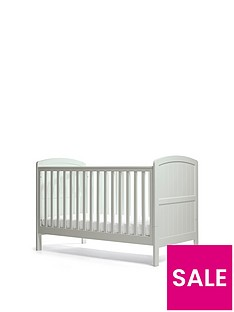 mamas-papas-dover-cot-bed-dresser-and-wardrobe