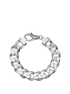 the-love-silver-collection-sterling-silver-3-oz-solid-diamond-cut-curb-bracelet