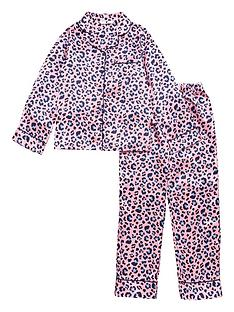 v-by-very-girls-satin-animal-print-pyjama-pink