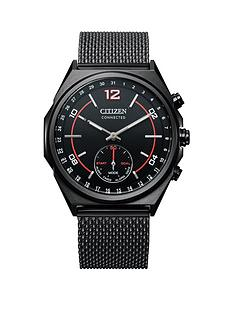 citizen-eco-drive-promaster-black-stainless-steel-bracelet-black-dial-watch