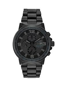 citizen-eco-drive-nighthawk-black-stainless-steel-ip-black-dial-bracelet-watch