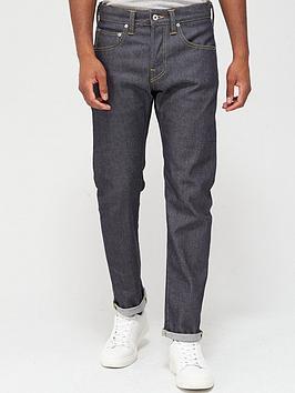 edwin-ed55nbspyoshiko-unwashed-regular-tapered-fit-jeans-dark-indigo