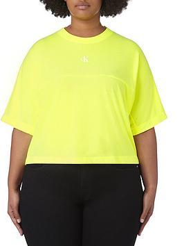 calvin-klein-jeans-plus-back-print-logo-t-shirt-yellow