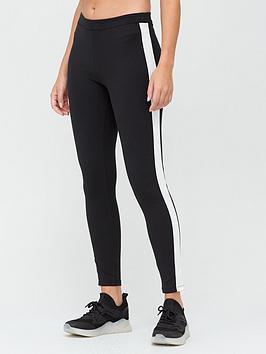 calvin-klein-jeans-mesh-tape-logo-leggings-black