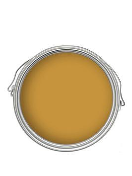craig-rose-1829nbspchalky-emulsion-paint-french-ochrenbspsample-pot-50ml