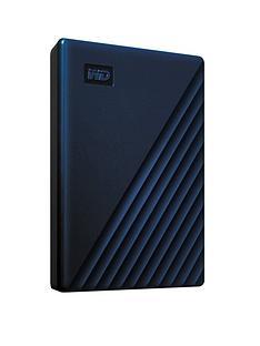 western-digital-my-passport-for-mac-2tb-blue
