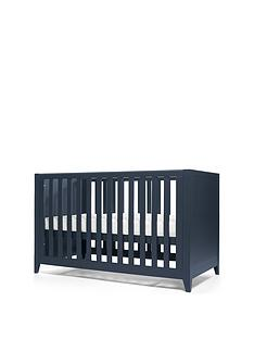 mamas-papas-melfi-cot-bed-midnight-blue