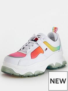 tommy-jeans-degrade-flatform-shoe-white