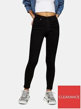topshop-tall-jamie-clean-jeans-black