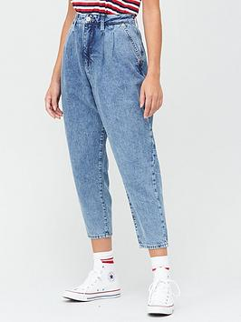 tommy-jeans-retro-mom-jeans-blue