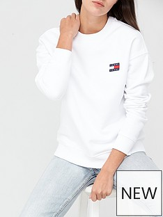 tommy-jeans-tommy-badge-crew-sweat-topnbsp--white