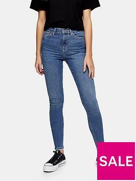 topshop-abraided-hem-jamie-jeans-blue