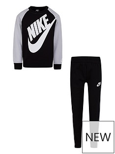 nike-nike-younger-boy-oversized-futura-crew-set