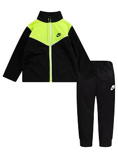 nike-infant-boy-2-tone-zipper-tricot-set-blackmulti