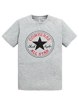 converse-older-kidsnbspcore-chuck-patch-tee-grey