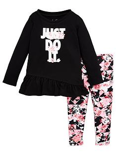 nike-infant-girls-tokyo-floral-tunic-and-leggings-set-pink