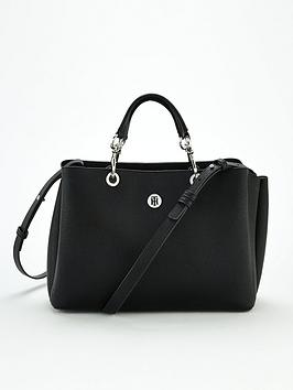 tommy-hilfiger-th-core-satchel-black